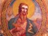 sfantul-apostol-si-evanghelist-matei-pictat-de-parintele-arsenie-boca-in-biserica-de-la-draganescu