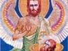 sfantul-ioan-botezatorul-pictat-de-parintele-arsenie-boca-in-biserica-draganescu