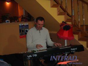 Concert Gheorghe Iovu Interad Tabara spiritualitate si de autocunoastere