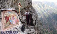 Chilia Parintelui Arsenie Boca 36 Tabara initiatica 15 - 17 noiembrie 2013, Salina Slanic, Grota Parintelui Arsenie Boca, Templul dorintelor de la Sinca Veche